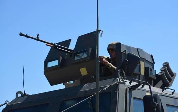 На Донбассе ранены три бойца ВСУ