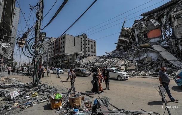 В сектор Газа доставили первые партии гуманитарки