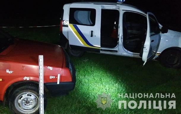 Во Львовской области при стрельбе ранили полицейского и двух лесничих
