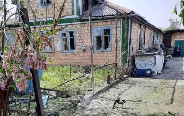 На Донбассе сепаратисты обстреляли гражданских