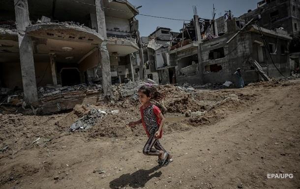 Газа оцінила збиток від конфлікту з Ізраїлем