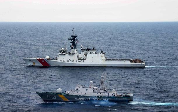 США рассчитывают на сотрудничество с Украиной на море