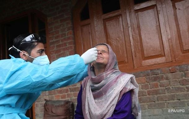 Дели просит не называть один из штаммов вируса  индийским