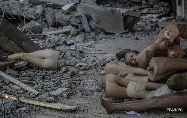 В Палестине уточнили число погибших в ходе конфликта с Израилем