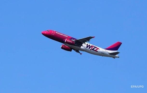 Самолеты Wizz Air начали летать в обход Беларуси