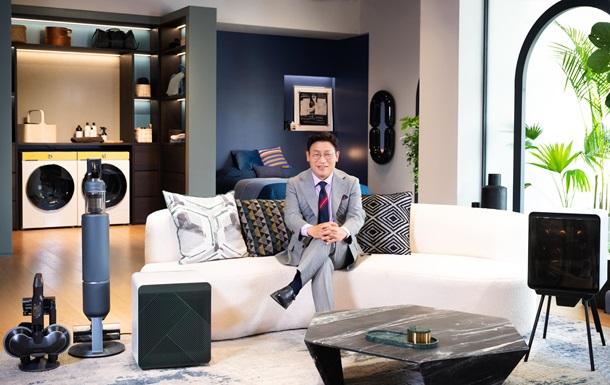 Ваш настоящий умный дом – техника Samsung Bespoke Home
