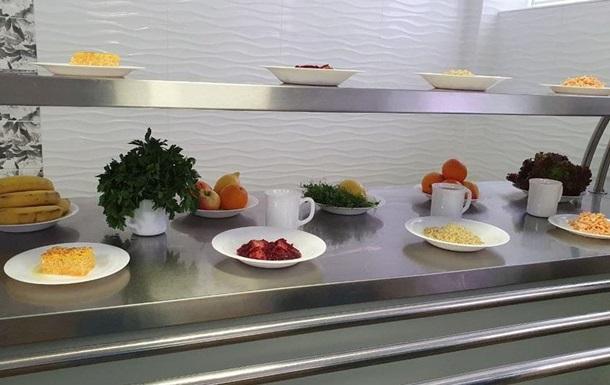 Елена Зеленская представила новое меню школьных столовых