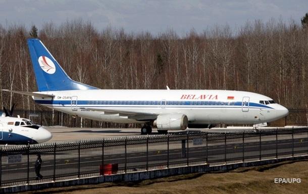 Европа не станет принимать рейсы из Беларуси