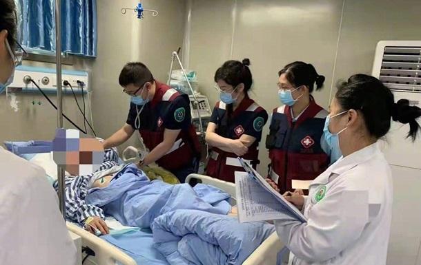 У Китаї стався витік токсичного газу, є жертви