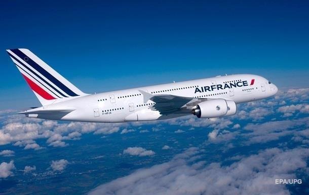Air France призупинив польоти над Білоруссю
