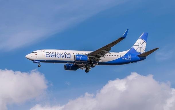 Белавія скасувала рейси в Париж: Франція заборонила їй польоти