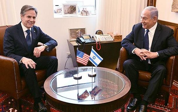 Держсекретар США Блінкен прибув до Ізраїлю на переговори