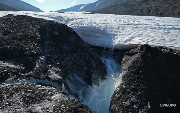 В Арктике зафиксировали беспрецедентную жару
