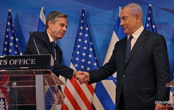 Нетаньягу назвав  ключ  до миру на Близькому Сході