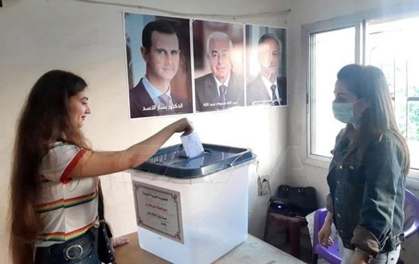 У Сирії почалося голосування на виборах президента