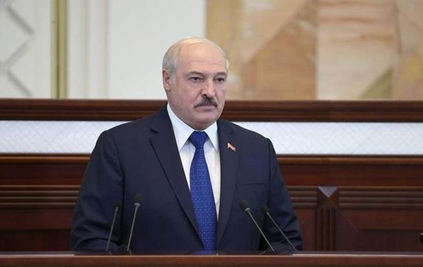 Лукашенко - Западу: Остановитесь