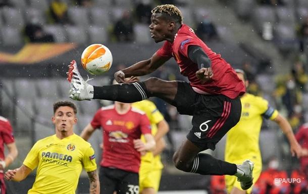 Смотреть онлайн - трансляцию Вильярреал - Манчестер Юнайтед сегодня