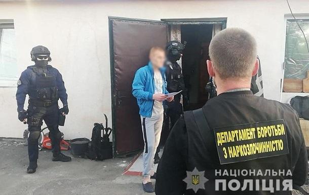 Полиция накрыла сеть нарколабораторий под Киевом