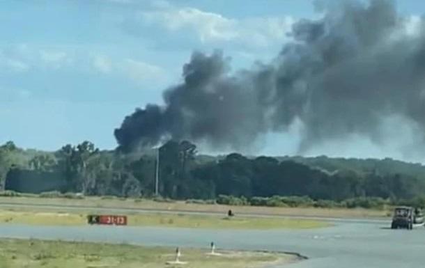 В США при крушении пожарного вертолета погибли четыре человека