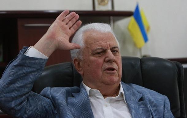 Кравчук: Переговоров в Минске больше быть не может