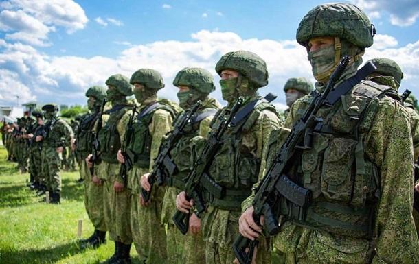 У Росії пояснили війська біля кордонів України