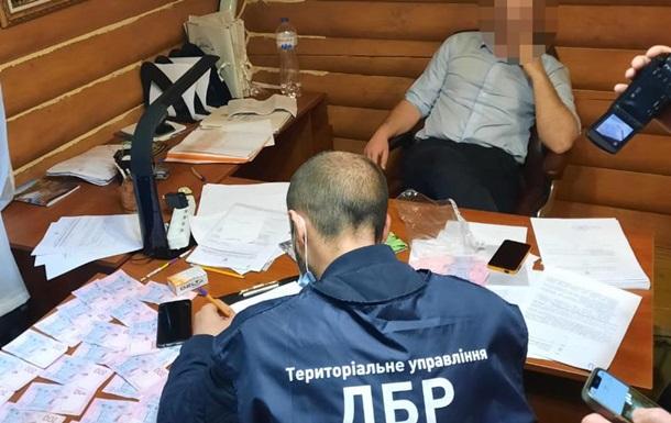 В Киеве на взятках задержали руководителей двух парков