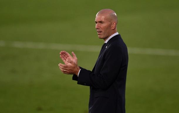 Зидан покинул пост главного тренера Реала