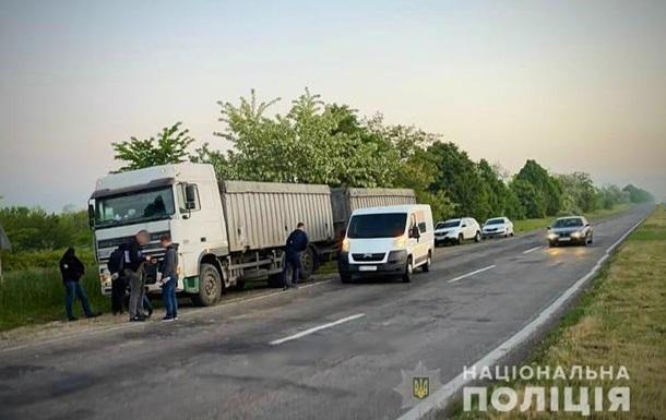 На Одесчине задержали банду, грабившую дальнобойщиков