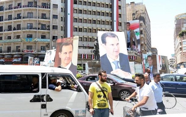 Режиму Асада 20 лет. Как прошли выборы в Сирии