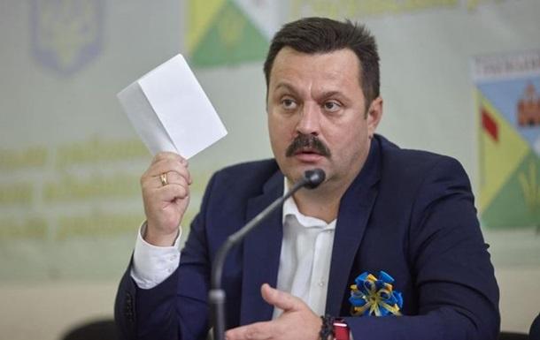 В облсовете Сумщины создали коалицию, чтобы `пилить` бюджет - нардеп