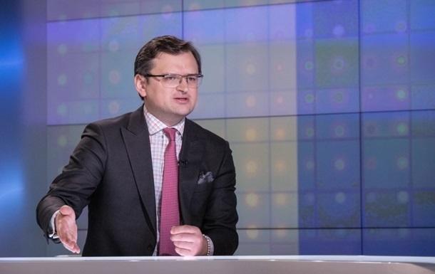 Кулеба відкинув втручання Києва у справи Білорусі