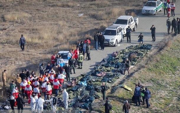 Иран запугивал семьи погибших в сбитом рейсе МАУ - HRW