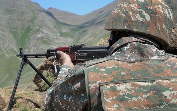 В Азербайджане заявили об обстреле с территории Армении