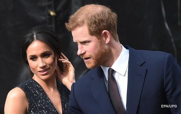 Принца Гарри и Меган Маркл обвинили в мошенничестве