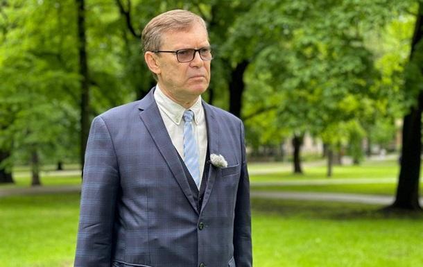 Посол Латвии считает дипотношения с Минском замороженными