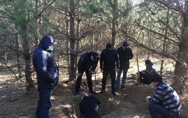На Сумщине 'черные лесорубы' зарубили свидетеля, 'сдавшего' их полиции