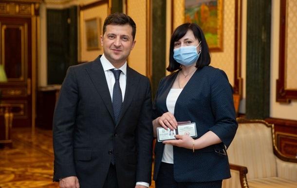 Зеленский назначил главу Кировоградской ОГА