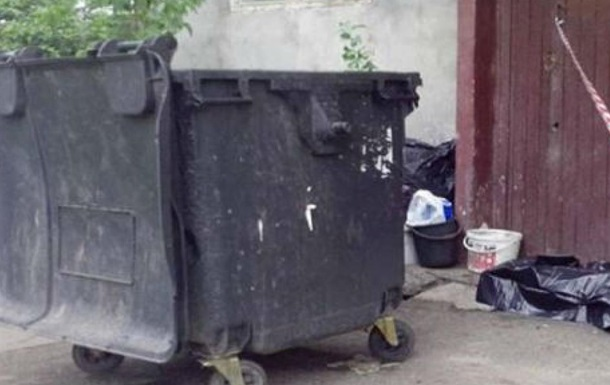 В Ивано-Франковске в мусоре нашли ребенка