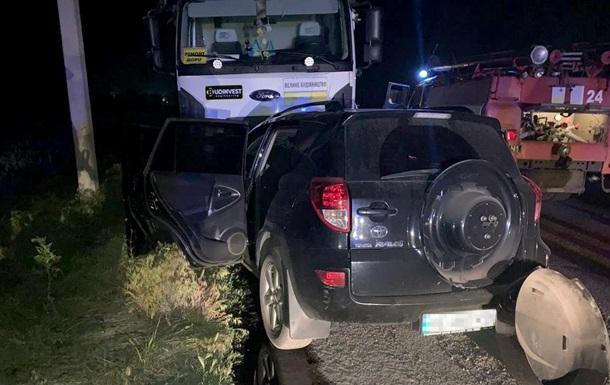 У Дніпропетровській області чотири людини загинули в ДТП з самоскидом