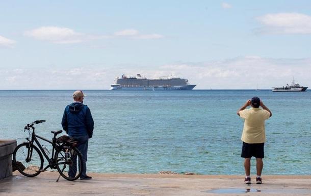 Іспанія з 7 червня прийматиме круїзні лайнери