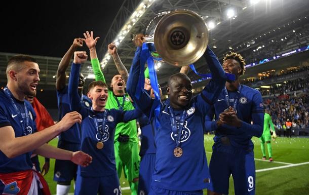 Канте признан лучшим игроком финала Лиги чемпионов
