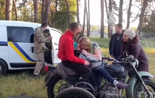 У Черкаській області знайшли дитину, яка зникла в лісі