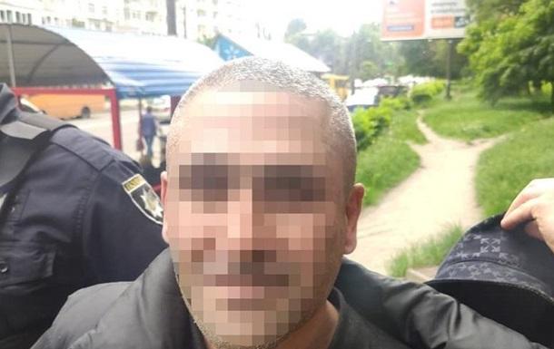 У Києві затримали чоловіка, який втік із суду в Ірпені