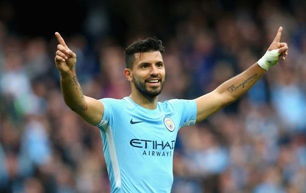 Агуэро эмоционально попрощался с Манчестер Сити