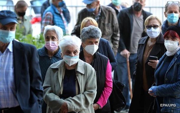 В Україні від COVID-19 померли 50,5 тисяч осіб