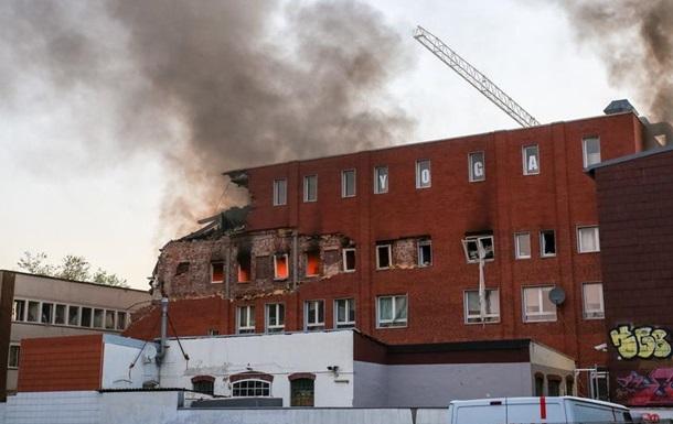 У Гамбурзі в офісній будівлі стався вибух - ЗМІ