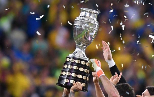 Аргентина слідом за Колумбією позбулася права проведення Кубка Америки