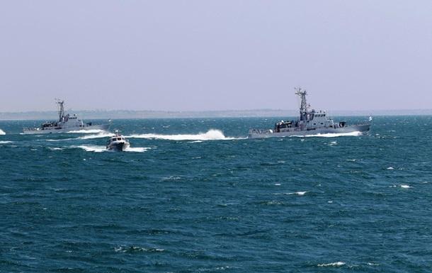США передадут Украине три патрульных катера типа Island