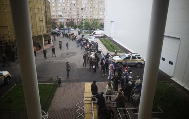 Массовая вакцинация. Как она стартовала в Украине