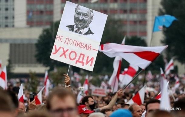 Опозиція в Білорусі розробила план мобілізації протестів